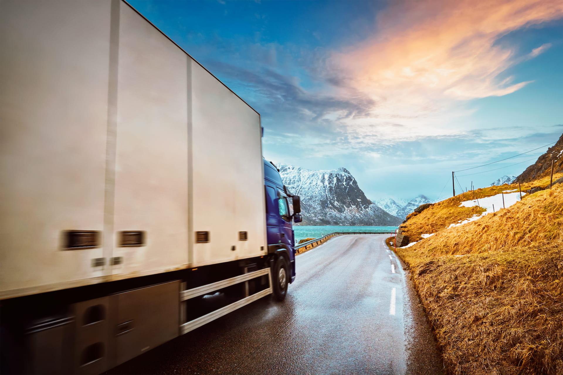 Transporte Rodoviário Internacional - Grupo TLOG